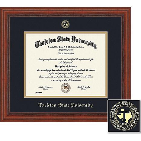 Tarleton State University Millenium Diploma Frame -ONLINE ONLY ...