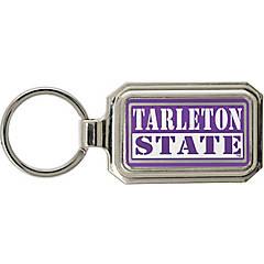 Tarleton State University-Flashlight Bottle Opener-Purple