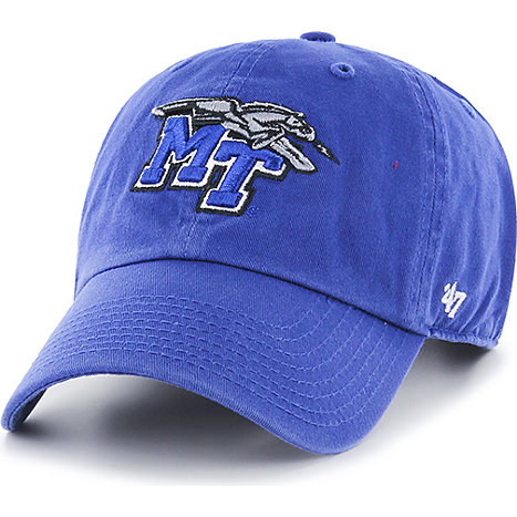Product  Middle Tennessee State University Raiders Adjustable Cap.  25.00.   25.00. Color  Royal Blue a9eff88271f