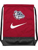 ddb12999cd8f Gonzaga University Bulldogs Brazilia Gymsack. Nike