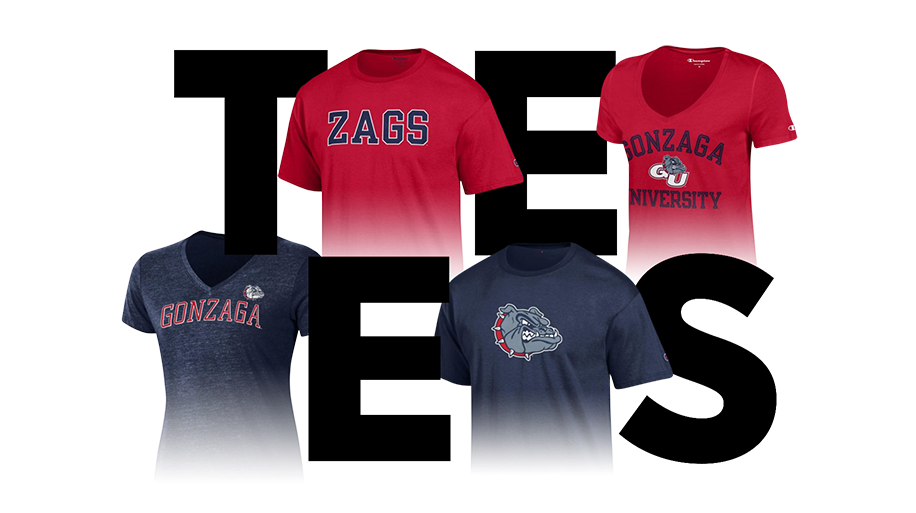 outlet store d0887 fe68c Gonzaga Apparel | Zags Gear, Merchandise & Gifts
