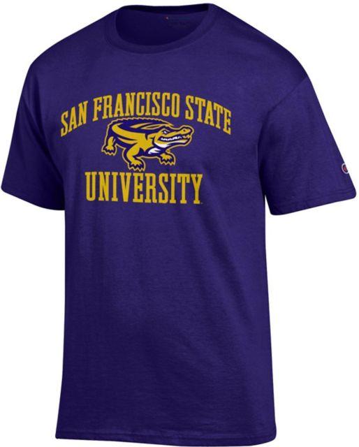 NCAA San Francisco State Gators T-Shirt V2