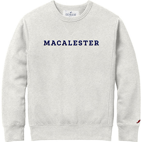 cdadb19b5 Macalester College Stadium Crew Neck Sweatshirt