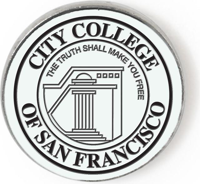 San Francisco Lapel Pin