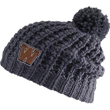 LogoFit Western Michigan University Women s Knit Hat 06aeae79a3c