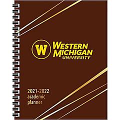 Wmu Academic Calendar 2022.Western Michigan University Binders File Folders Calendars And Day Planners