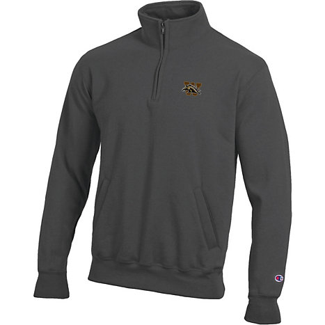 Western Michigan University 1/4 Zip Fleece Pullover | Western ...