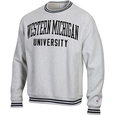 f5f6e7d9 Western Michigan University Crewneck Sweatshirt | Western Michigan ...
