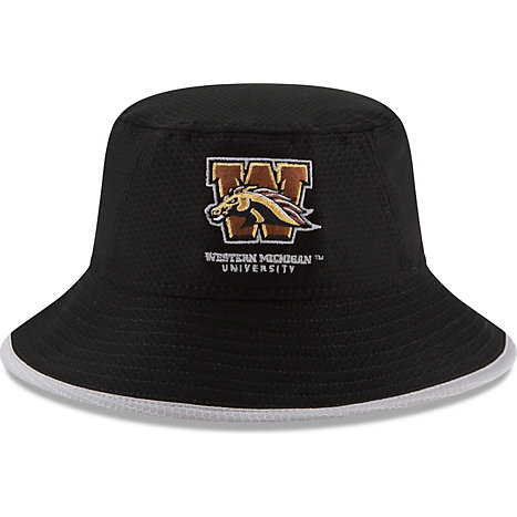 new styles 1e694 ccfe9 ... reduced new era western michigan university bucket hat 25b03 ae932