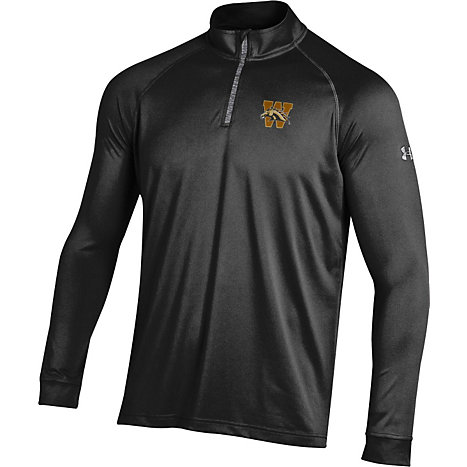 Western Michigan University Nu-Tech Performance 1/4 Zip Fleece ...