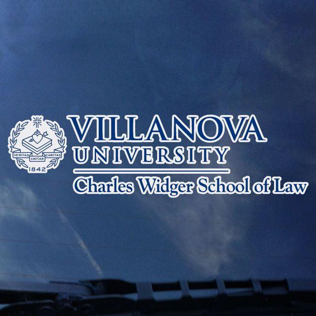 Villanova University Car Decals Decal Sets Villanova Wildcats Car Decal C Ncaa Championship Official Online Store