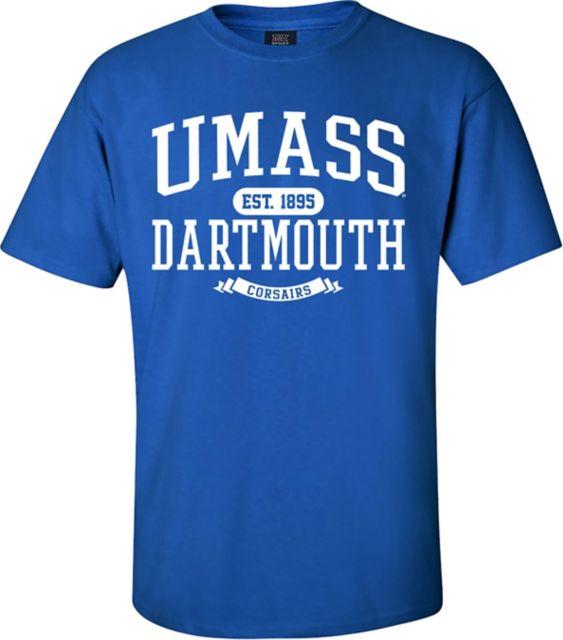 NCAA UMass Dartmouth Corsairs T-Shirt V3