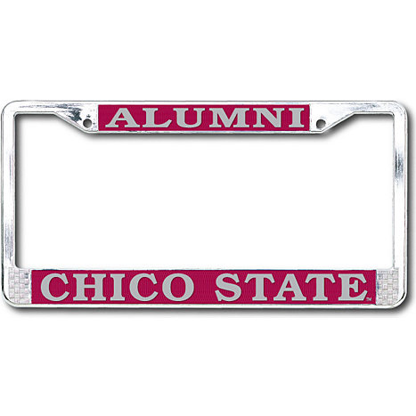 Image result for chico state license plate