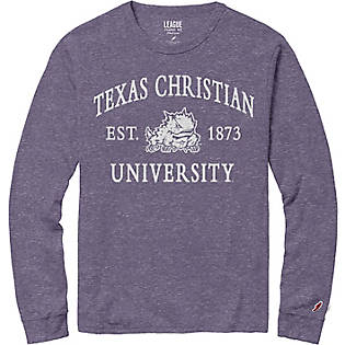 new arrival 15adb 58a27 Texas Christian University Horned Frogs Stadium Hooded Sweatshirt Texas  Christian University
