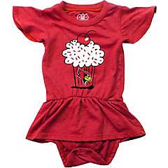 Illinois State University Redbirds Baby and Toddler 2-Tone Raglan Baseball Shirt