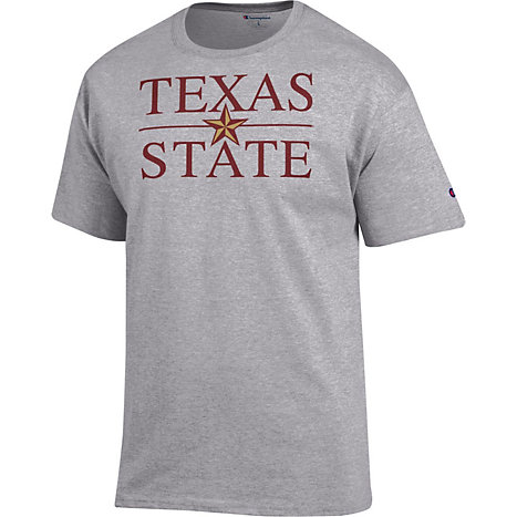 Product  Texas State University Short Sleeve T-Shirt d579e51fd1cb