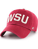 Washington State University Adjustable Cap.   2118e35eb906