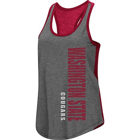 Product  Washington State University Women s Slim Fit Tank Top 7b0f931a6