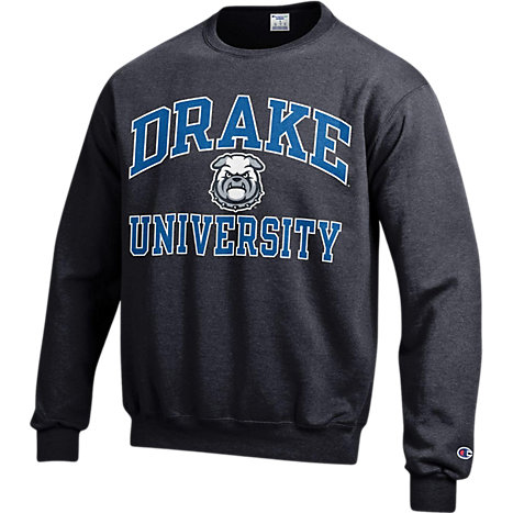 c49a33fb Drake University Bulldogs Crewneck Sweatshirt | Drake University