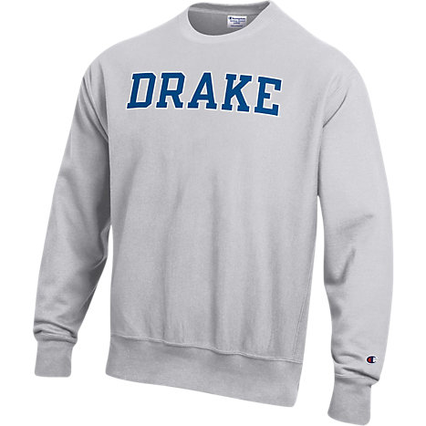 349e1549 Drake University Reverse Weave Crewneck Sweatshirt | Drake University