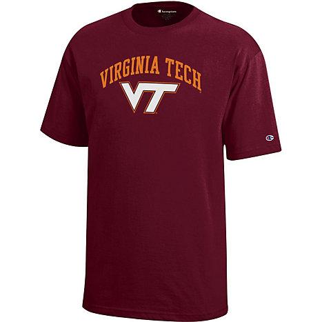 Virginia tech youth t shirt virginia tech for Virginia tech t shirts