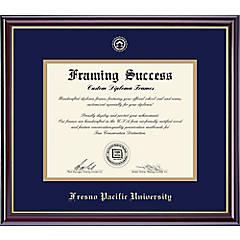 Fresno Pacific University Diploma Frames