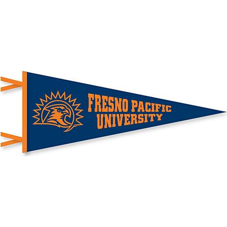 Collegiate Pacific Fresno Pacific University Sunbirds 6u0027u0027 X 15u0027u0027 Pennant