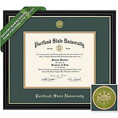 Portland State University Diploma Frames