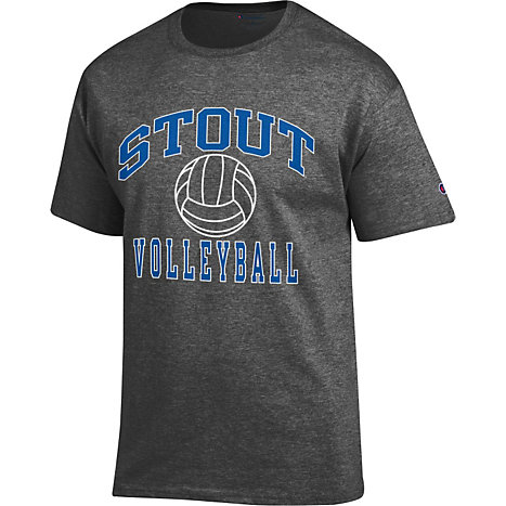 University of wisconsin stout volleyball t shirt for University of wisconsin t shirts