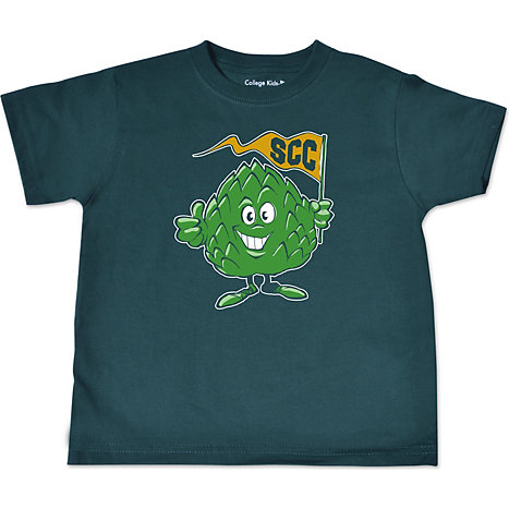 Scottsdale Community College Artichokes Toddler T Shirt Scottsdale