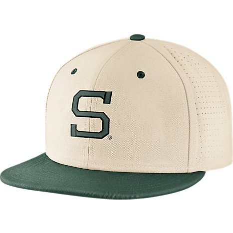 2425ab9023ca Product  Michigan State University Football Vapor Fit Cap