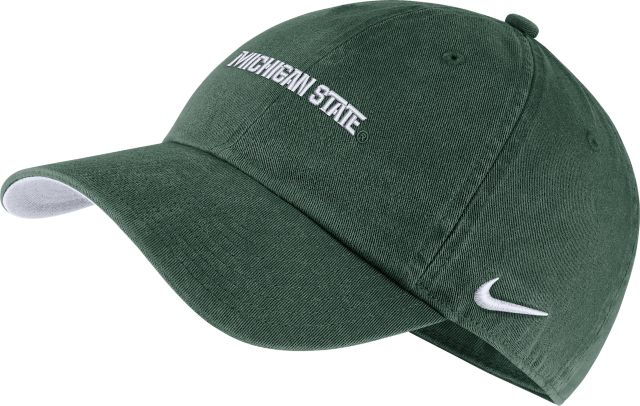 dc60b516 Michigan State University Spartans Washed Heritage 86 Hat:Michigan State  University