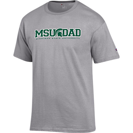 7044f2d1c89 Champion Michigan State University Spartans Dad T-Shirt