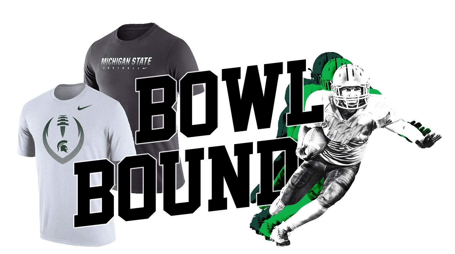 Michigan State Apparel & Gear.
