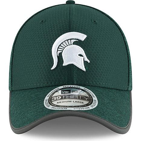 New Era Michigan State University 3930 Fitted Hat 48c8aa35a491