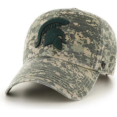 b9a40b8f0a9 Product  Michigan State University Operation Hat Trick Adjustable Cap