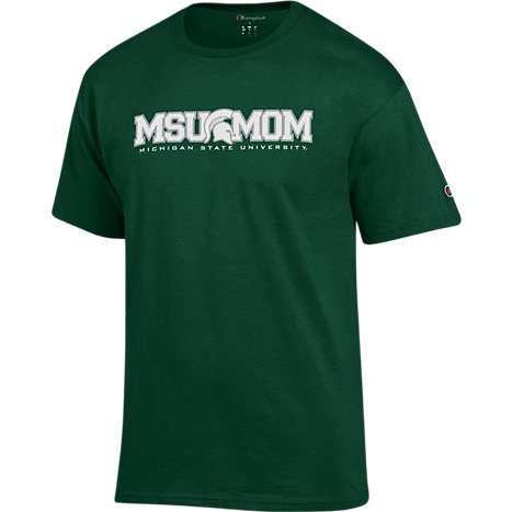 2540ebabe95 Champion Michigan State University Spartans Mom T-Shirt