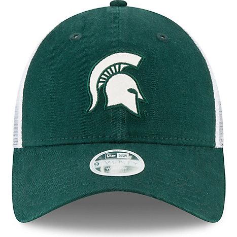 New Era Michigan State University Women s Mesh Trucker Hat 0bcd318ff