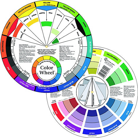 Color Wheel 9 1 4 Inch San Francisco State University