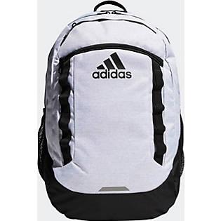adidas Excel V Backpack - Jersey White/ Black:Northeast State ...