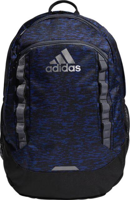 adidas Excel V Backpack - Bookendc Ollegiate Royal / Black/ Onix/ Silver