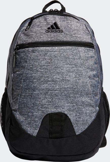 adidas Foundation V Backpack - Onix Jersey/ Black:Orange County ...