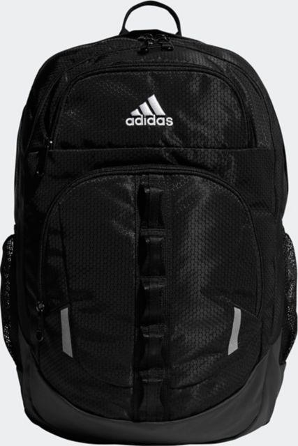 adidas Prime V Backpack - Black:Southern University at New Orleans