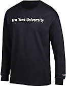 york university hoodie. new york university long sleeve t-shirt . hoodie