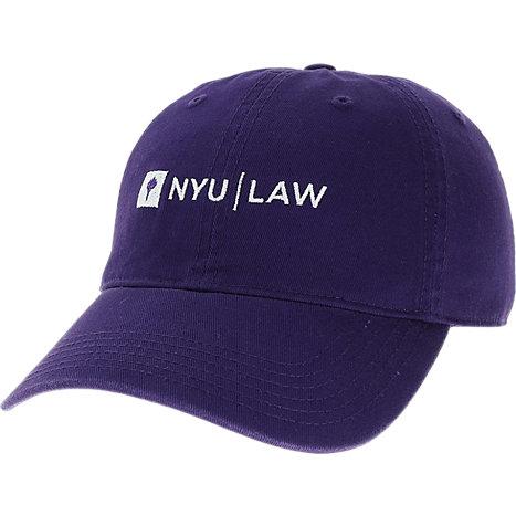 198dc12f72b Product  New York University Law Twill Cap