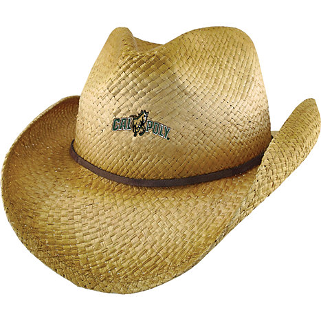 Product  Cal Poly Women s Wrangler Straw Hat 008ac41310d