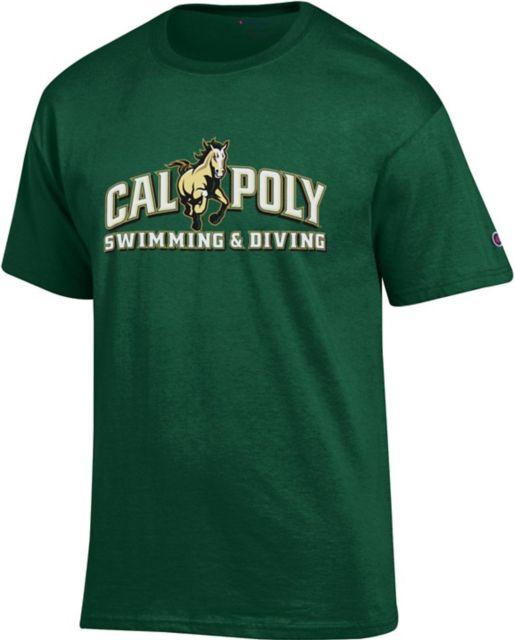 NCAA Cal Poly Mustangs T-Shirt V2