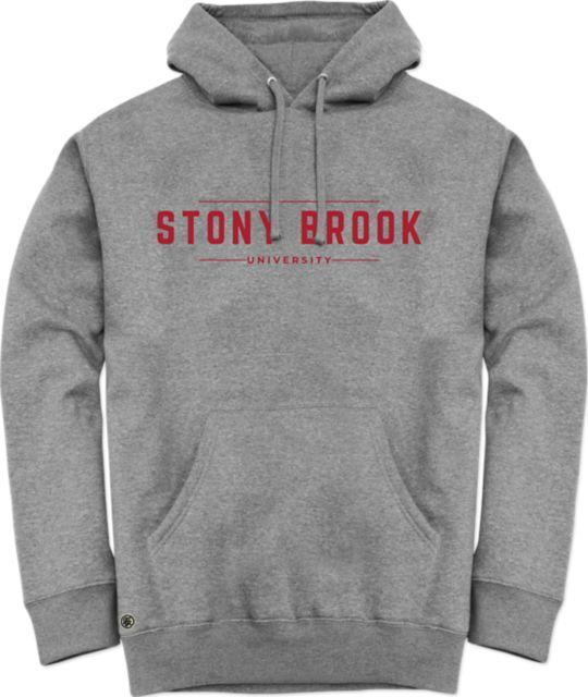 School Spirit Sweatshirt Stony Brook University Girls Zipper Hoodie Gameday