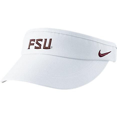 318adfbdd43 Nike Nike Florida State University Dri-Fit Sideline Visor