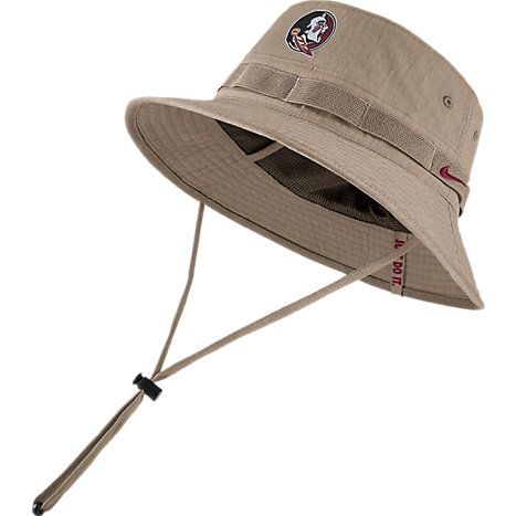 944790e9cb1 ... new zealand nike florida state university seminoles sideline bucket hat  eb1e9 d0955